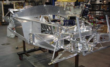 Billet Chassis 427